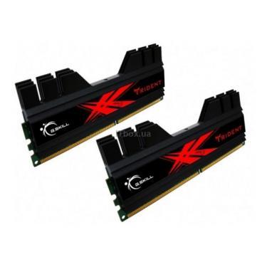 Модуль пам'яті для комп'ютера DDR3 4GB (2x2GB) 1600 MHz G.Skill (F3-12800CL7D-4GBTDS) - фото 1