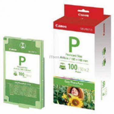 Картридж Canon E-P100 bundle for SELPHY ES1 (1335B001) - фото 1