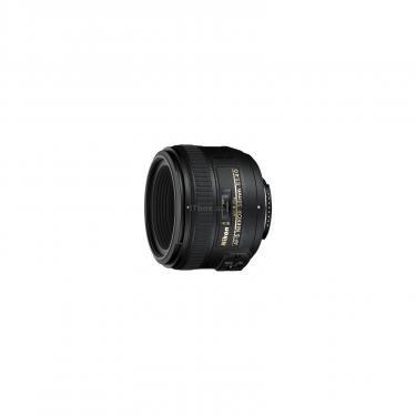 Объектив Nikkor AF-S 50mm f/1.4G Nikon (JAA014DA) - фото 1
