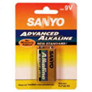 Батарейка SANYO 6LF22 Krona 9V Sanyo (6LF22) - фото 1