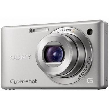 Цифровий фотоапарат Cybershot DSC-W380 silver SONY (DSC-W380S) - фото 1