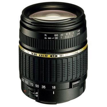 Объектив AF 18-200mm F/3,5-6,3 XR Di II LD A Tamron (AF 18-200mm for Nikon) - фото 1