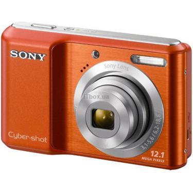 Цифровий фотоапарат Cybershot DSC-S2100 orange SONY (DSC-S2100O) - фото 1