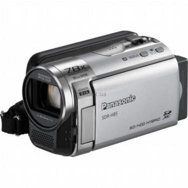 Цифрова відеокамера SDR-H85 silver PANASONIC (SDR-H85EE-S) - фото 1