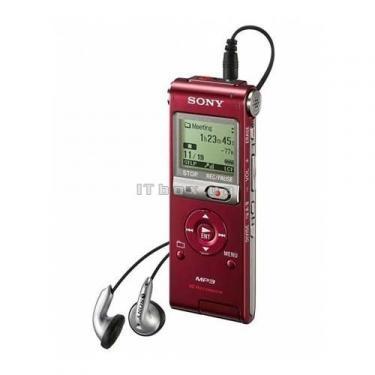 Цифровой диктофон ICD-UX200R red SONY (ICD-UX200R) - фото 1
