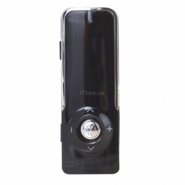 mp3 плеер Ergo Zen Clip 4GB Black (MP550-4GB (BLACK)) - фото 1