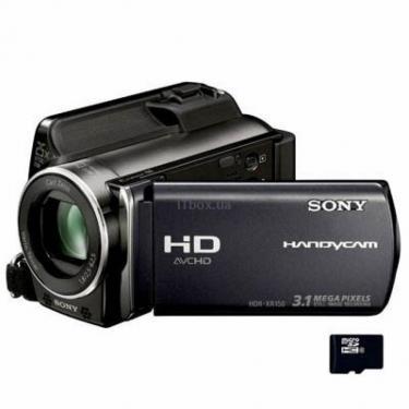 Цифровая видеокамера HDR-CX150E black SONY (HDR-CX150E) - фото 1
