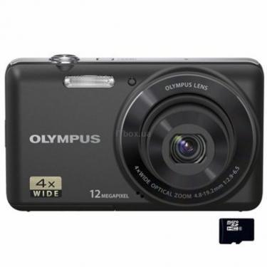 Цифровой фотоаппарат Olympus VG-110 black Фото