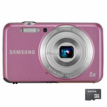Цифровой фотоаппарат ES80 pink Samsung (EC-ES80ZZBPPRU) - фото 1