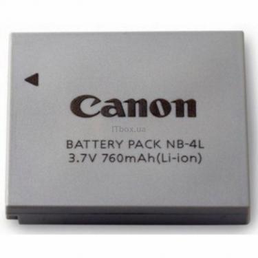 Акумулятор до фото/відео NB-4L Canon (9763A001) - фото 1