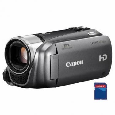 Цифрова відеокамера Legria HF R206 Canon (4906B014) - фото 1