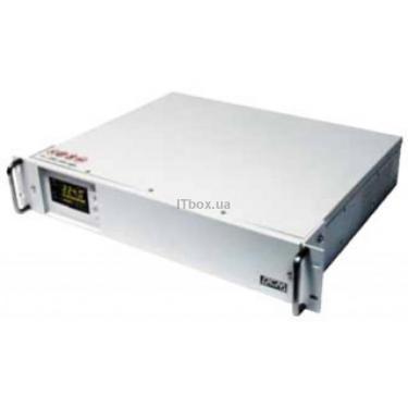 Источник бесперебойного питания SMK-1500A-LCD RM Powercom - фото 1