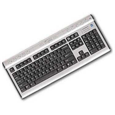 Клавіатура A4tech KL-7MU X-slim (KL-7MU-R/KL-7MU) - фото 1