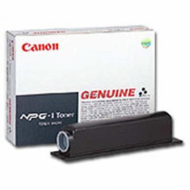 Тонер Canon NPG-1 Black (pack consist of 4pcs) (1372A005) - фото 1