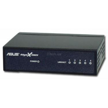 Комутатор мережевий ASUS GX1005 - фото 1