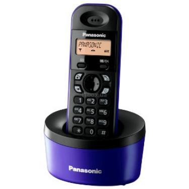 Телефон DECT PANASONIC KX-TG1311UAV - фото 1
