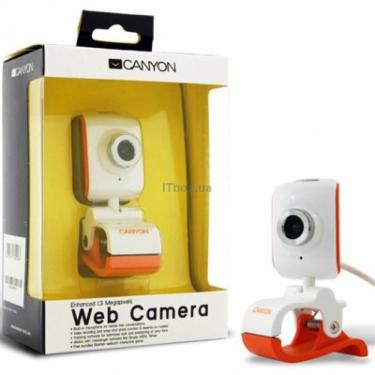 Веб-камера CANYON CNR-WCAM513G1 - фото 1
