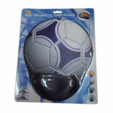 Коврик для мышки iTOY ERGO opti-laser (football) (GD02-01) - фото 1