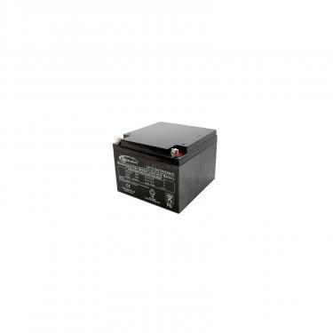 Батарея к ИБП 12В 24 Ач GEMIX (LP12-24) - фото 1