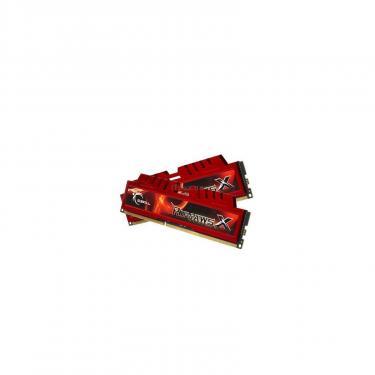 Модуль пам'яті для комп'ютера DDR3 8GB (2x4GB) 1866 MHz G.Skill (F3-14900CL9D-8GBXL) - фото 2