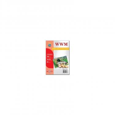 Бумага WWM 10x15 (G225.F20/ G225.F20/С) - фото 1