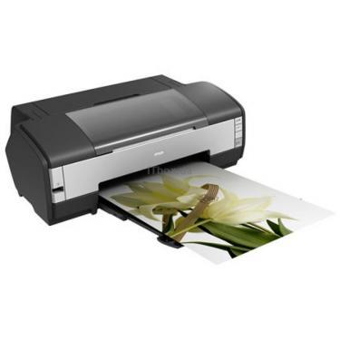 Струйный принтер Stylus Photo R1410 EPSON (C11C655041) - фото 2