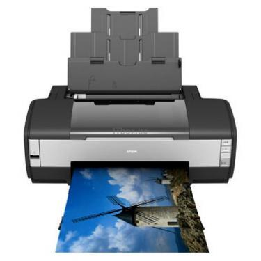 Струйный принтер Stylus Photo R1410 EPSON (C11C655041) - фото 1