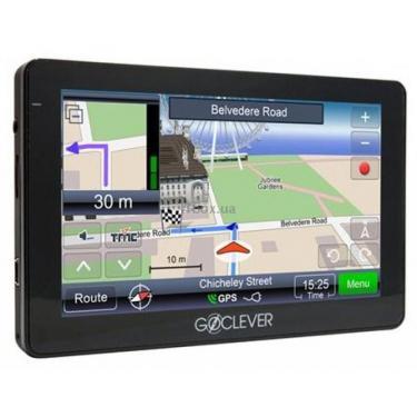 Автомобильный навигатор GoClever 5066FMBT Фото