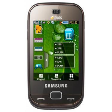 Мобильный телефон Samsung GT-B5722 (Duos) Dark Brownk Фото