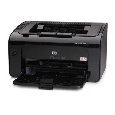Лазерный принтер LaserJet P1102w HP (CE658A) - фото 1