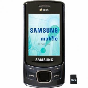 Мобильный телефон GT-C6112 (Duos) Omega Blue Samsung (GT-C6112OBA) - фото 1