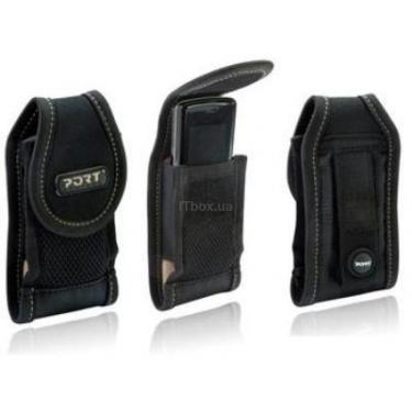 Чохол до моб. телефона PORTCase Lisboa pouch Black II (180503) - фото 1