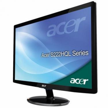 Монитор Acer S222HQLABID (ET.WS2HE.A04 / ET.WS2HE.A01) - фото 1