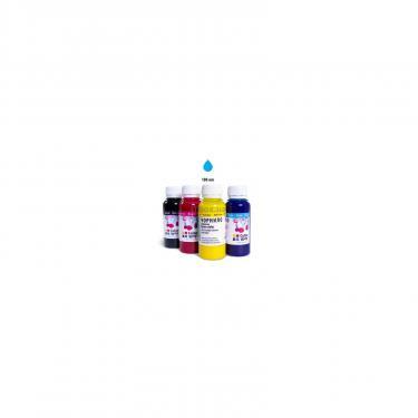Чернила ColorWay HP №134/135 Cyan (CW-HW350C01) - фото 1