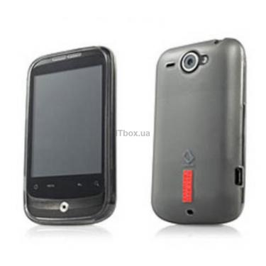 Чехол для моб. телефона Capdase Soft Jaket 2 HTC Wildfire Black (SJHCA3333-P201) - фото 1