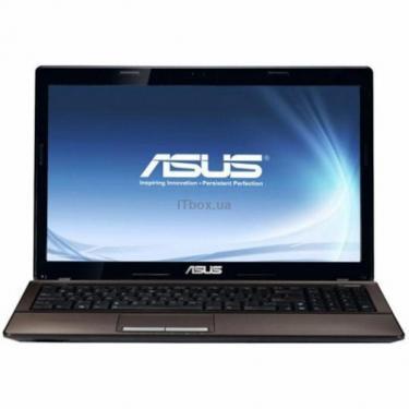 Ноутбук ASUS K53SV Фото