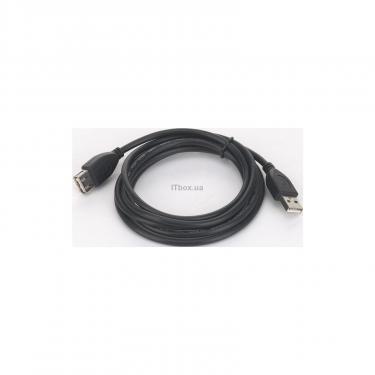 Дата кабель подовжувач USB2.0 АМ/АF Cablexpert (CCP-USB2-AMAF-6) - фото 1
