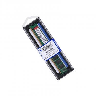 Модуль пам'яті для комп'ютера DDR3 8GB 1600 MHz Kingston (KVR16N11/8 / -SPBK / KVR16N11S8/8) - фото 5