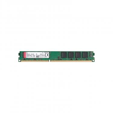 Модуль пам'яті для комп'ютера DDR3 8GB 1600 MHz Kingston (KVR16N11/8 / -SPBK / KVR16N11S8/8) - фото 1