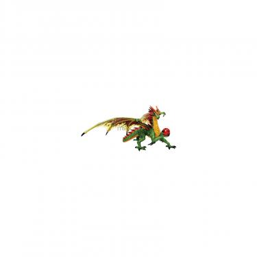 Пазл 4D Master Дракон Изумрудный Фото 1