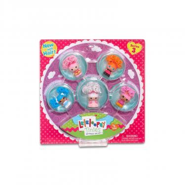 Кукла Lalaloopsy Лучшие подружки (набор 5 кукол) Фото 1