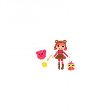 Кукла Lalaloopsy Mini Забавные пуговки Сладкоежка Тедди (с аксессуа Фото