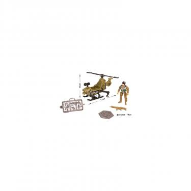 Игровой набор Chap Mei Солдаты 7 (вертолет) Фото 1