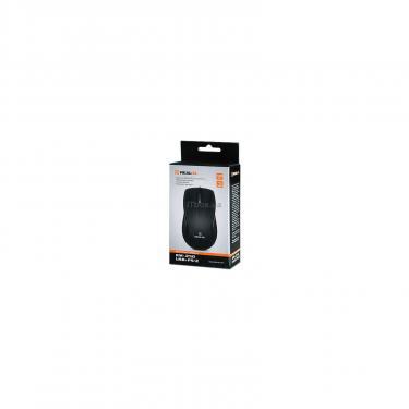 Мышка REAL-EL RM-250 USB+PS/2, black Фото 4