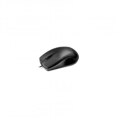 Мышка REAL-EL RM-250 USB+PS/2, black Фото