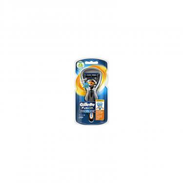Бритва Gillette Fusion ProGlide Flexball с 2 сменными кассетами (7702018388677) - фото 1
