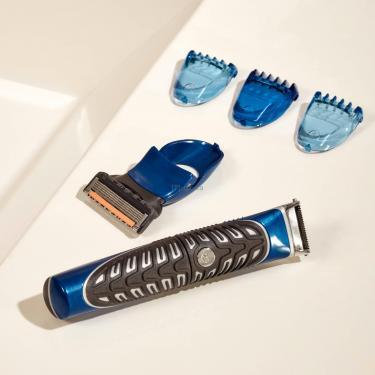 Бритва Gillette Fusion ProGlide Styler с кассетой+3 насадки для бороды/усов (7702018273386) - фото 7