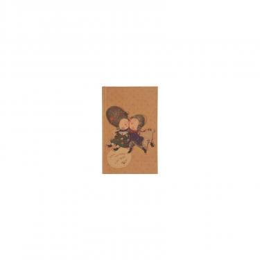 Канцелярская книга Axent крафт A5-, 96sheets, unlined, Gapchinska (8413-01-А) - фото 1