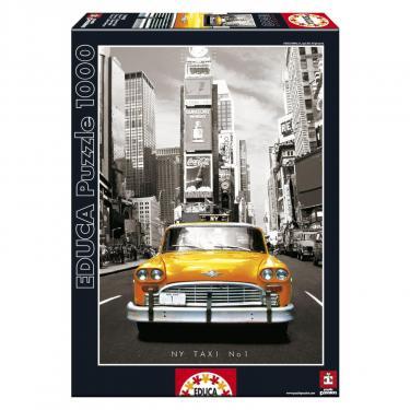 Пазл Educa Такси Нью-Йорка 1000 элементов Фото