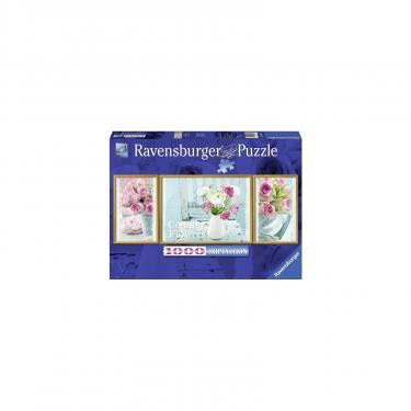 Пазл Ravensburger Деревенские цветы 1000 элементов Фото
